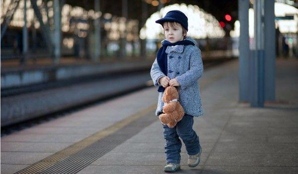 Dạy trẻ kỹ năng ứng phó khi bị lạc đường