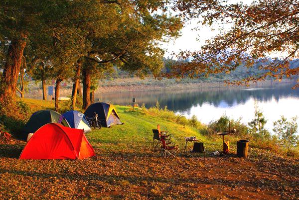 Những điều cần biết khi cắm trại trên đảo