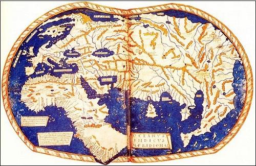 Bản đồ ra đời từ khi nào 10