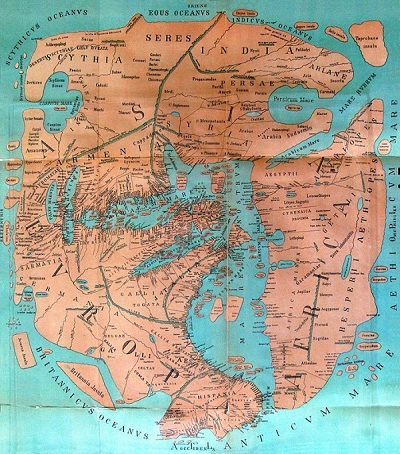 Bản đồ ra đời từ khi nào 5