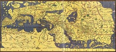 Bản đồ ra đời từ khi nào 7