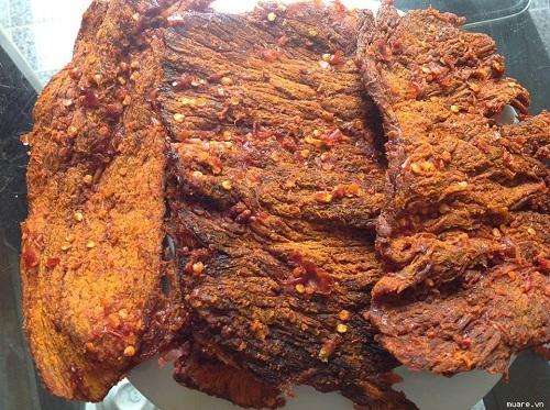 Thịt Bò Khô Đồng Văn