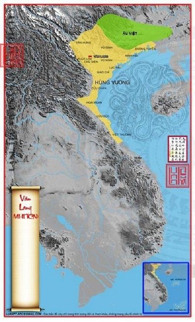 bản đồ việt nam chi tiết
