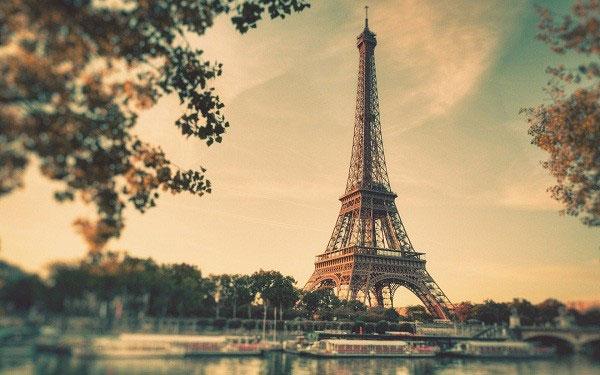 hình 3 - Pháp - điểm đến lý tưởng khi du lịch châu Âu
