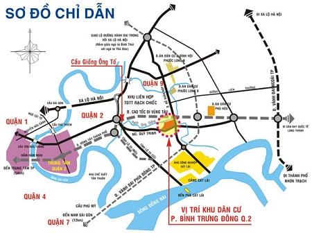 ban do quy hoach Binh Trung Dong Cat Lai