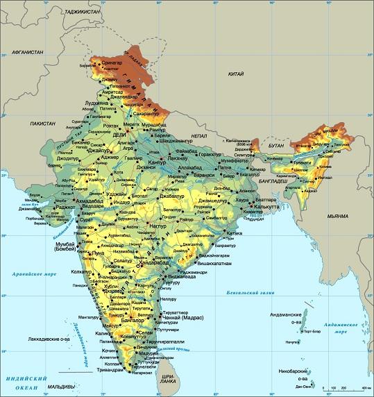 ban do india