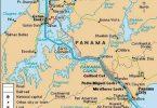 Vị Trí Kênh Đào Panama Trên Bản Đồ Thế Giới