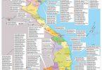 Tìm Hiểu Bản Đồ Khu Công Nghiệp Việt Nam